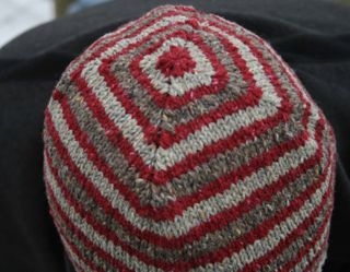 Ed - Hat 3, closeup