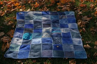 Blanket for Luke