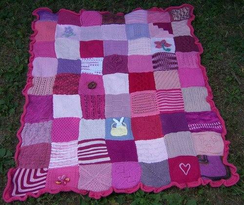 Blanket for Grace