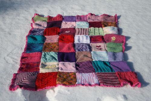 Blanket for Alisa