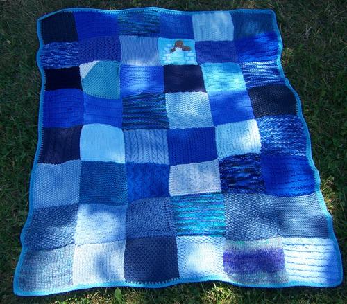 Blanket for Justin