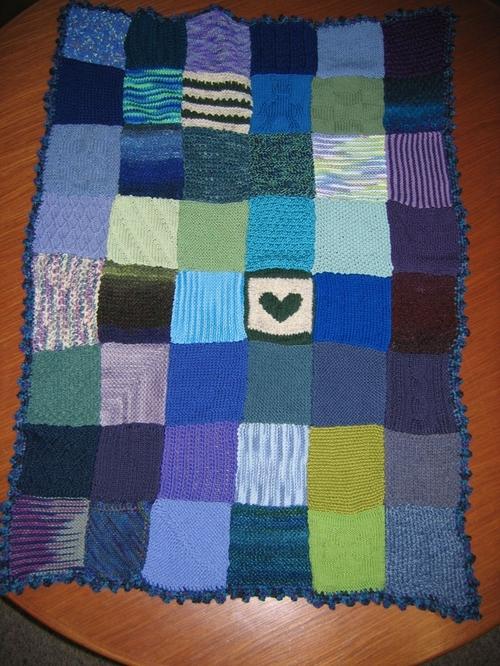 Blanket for Owen