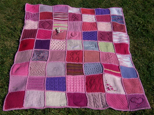 Blanket for Simone