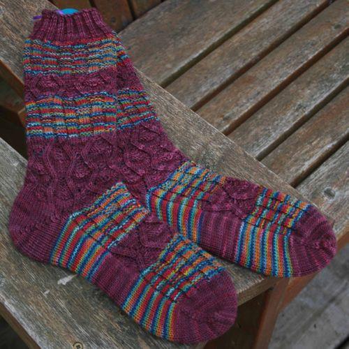 2x2 Socks