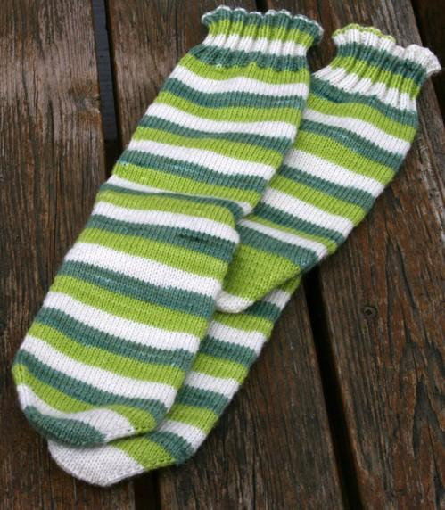 Vespers 'Crew' Socks