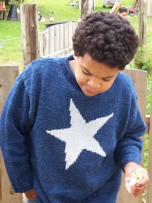 Hero Sweater